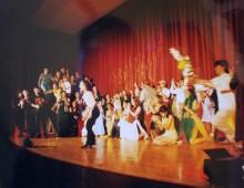 Experiencias con Adolescentes, Jóvenes y Teatro