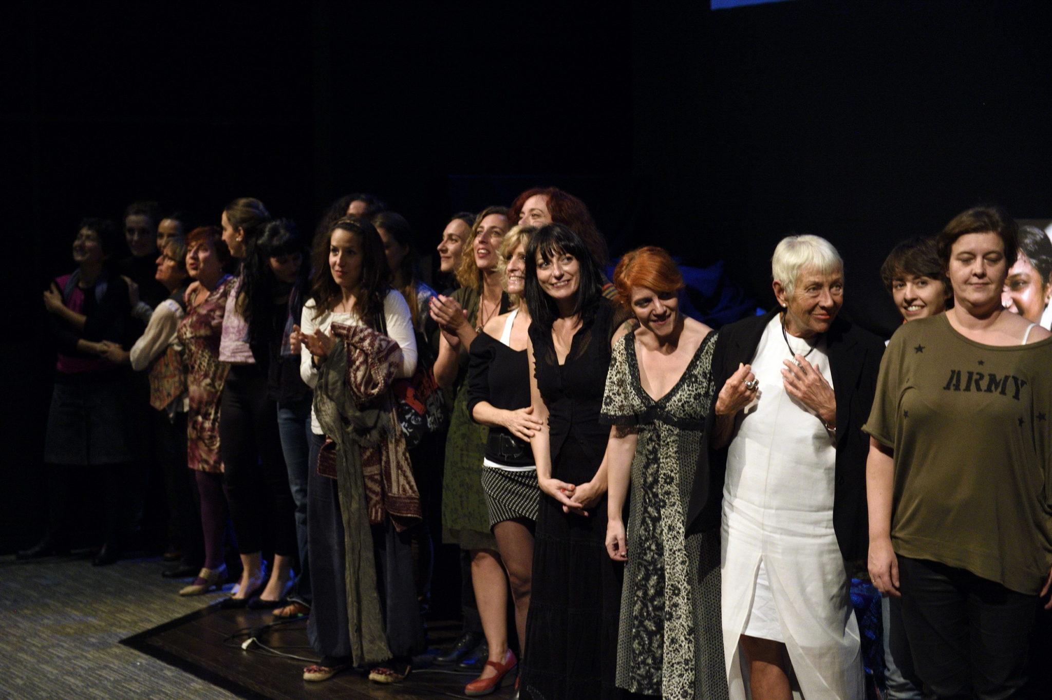 ''365 women a year. Mujeres que hacen historia' Producción: Fundación ASGAE Foto: Daniel Alonso / CDT