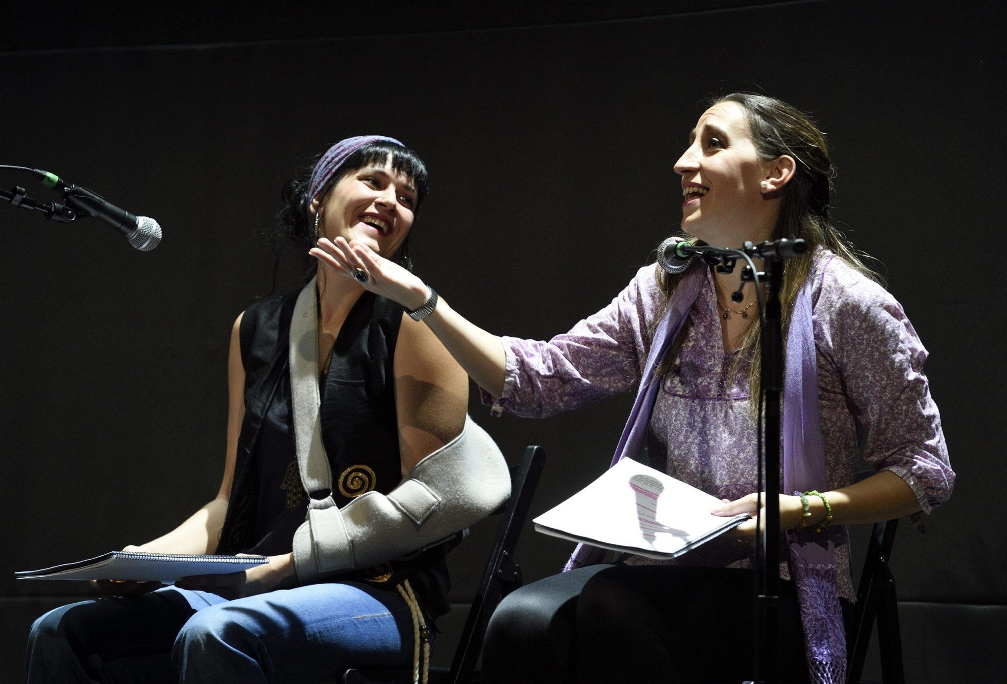 'Cuerpo marcado. Alma libre' '365 women a year. Mujeres que hacen historia' Producción: Fundación ASGAE Foto: Daniel Alonso / CDT
