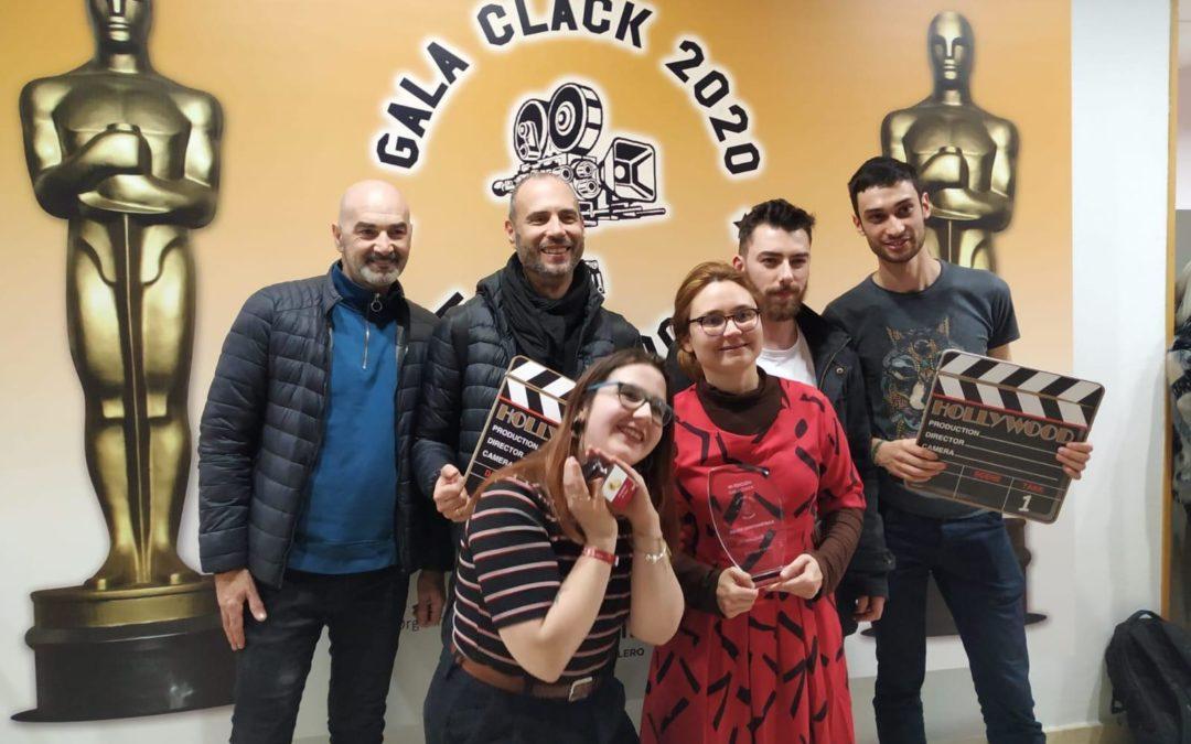 Mejor corto en los Premios Clack