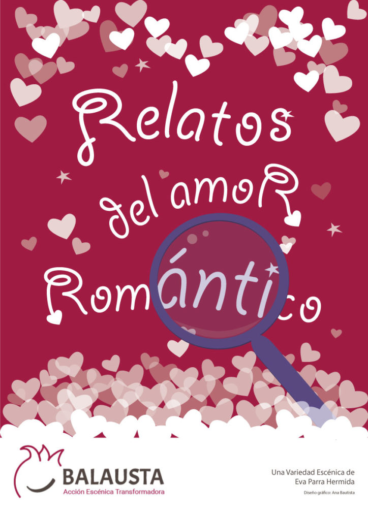 CARTEL RELATOS AMOR ROMANTICO