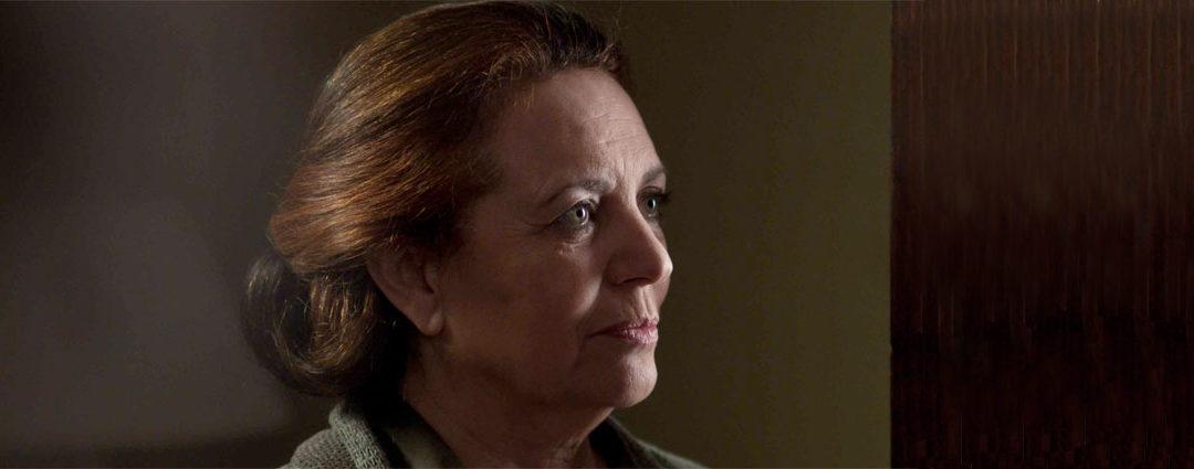 La actriz Gloria Muñoz